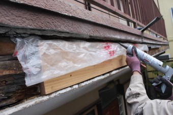 外壁修理7