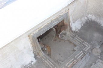 西宮市ALC住宅雨漏り8
