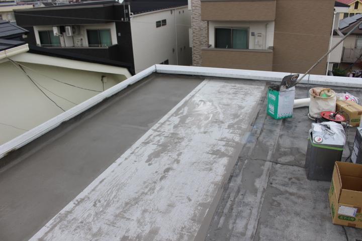 西宮市ALC造雨漏り修理14