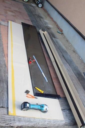 テラス屋根修理施工後2