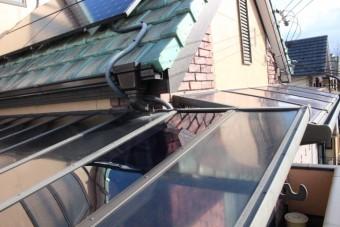 テラス屋根修理施工後3