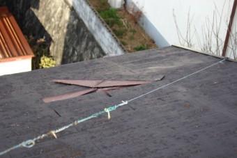 西宮市屋根修理現場調査7