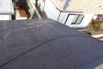西宮市屋根修理現場調査6