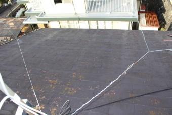 西宮市屋根修理現場調査5