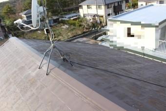 西宮市屋根修理現場調査4