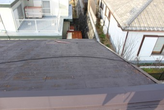 西宮市屋根修理現場調査3
