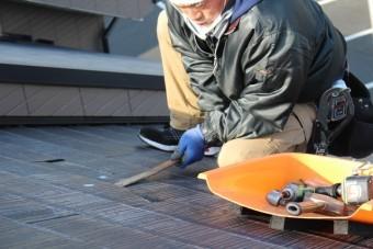 屋根修理3