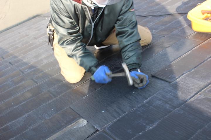 屋根修理6
