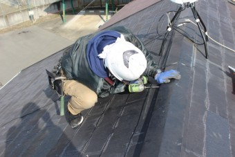 屋根修理8