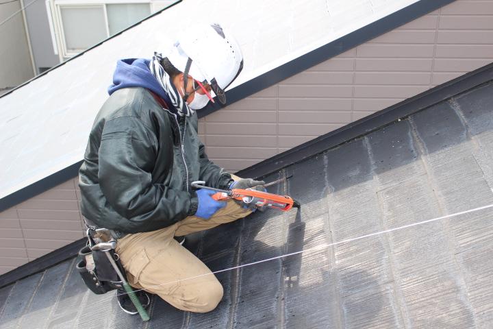 屋根修理9
