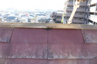 屋根修理前1