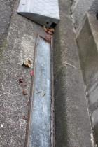 屋根笠木修理1
