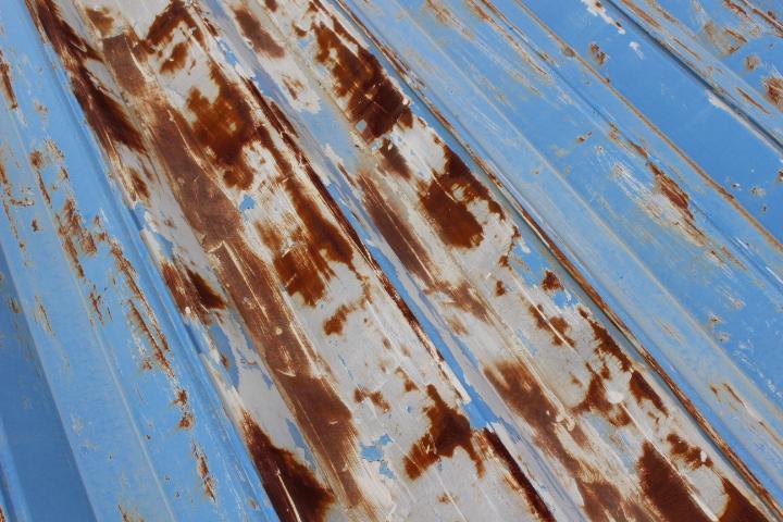 屋根塗装現場調査2
