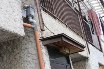 西宮市雨漏り調査4