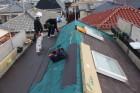 西宮天窓交換屋根カバー1