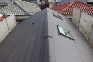 屋根カバー2