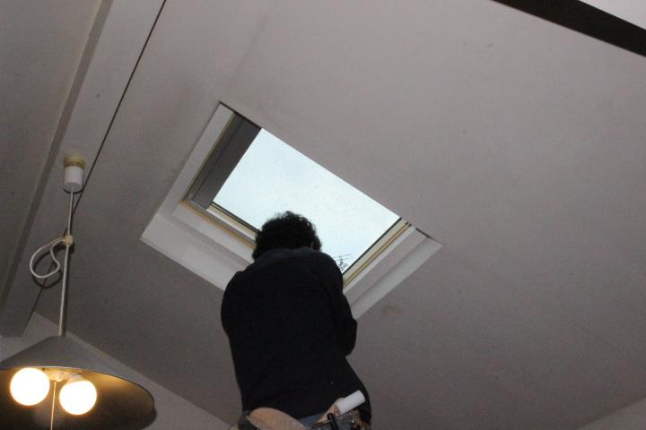 西宮市天窓内部仕舞い6