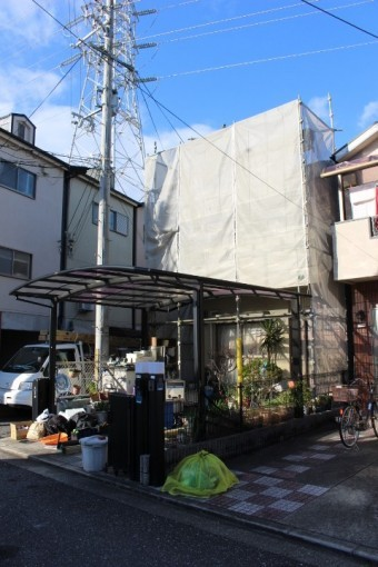 尼崎市屋根葺替え工事7