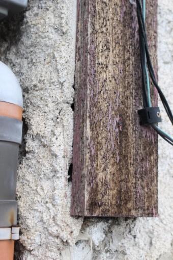 西宮市雨漏り外壁修理5
