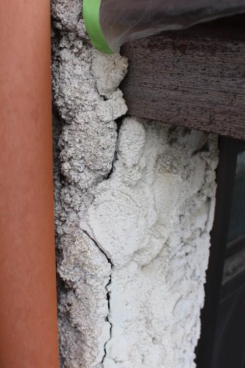 西宮市雨漏り外壁修理3