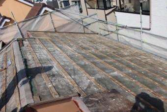 西宮市屋根葺替え11
