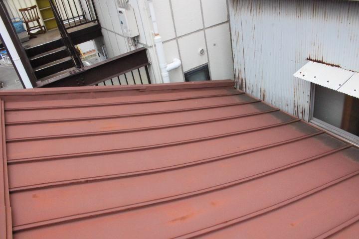 川西市屋根調査1