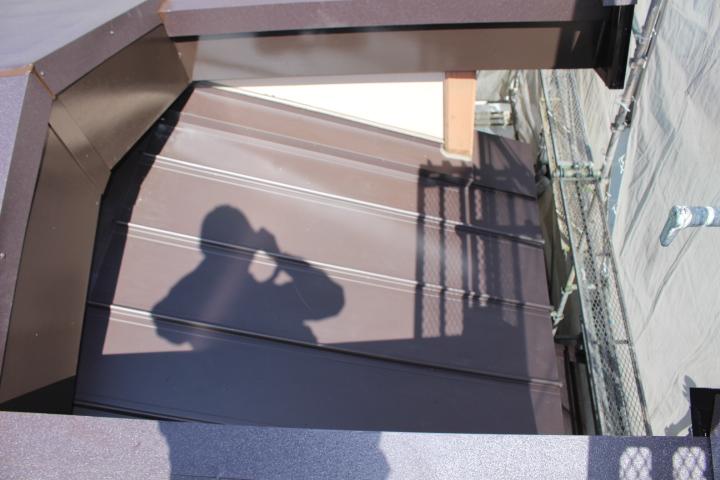 西宮市屋根葺替え52