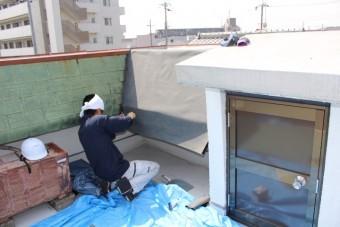 伊丹市雨漏り修理10