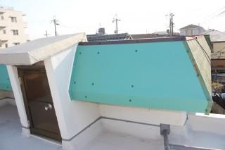 伊丹市雨漏り修理施工後2