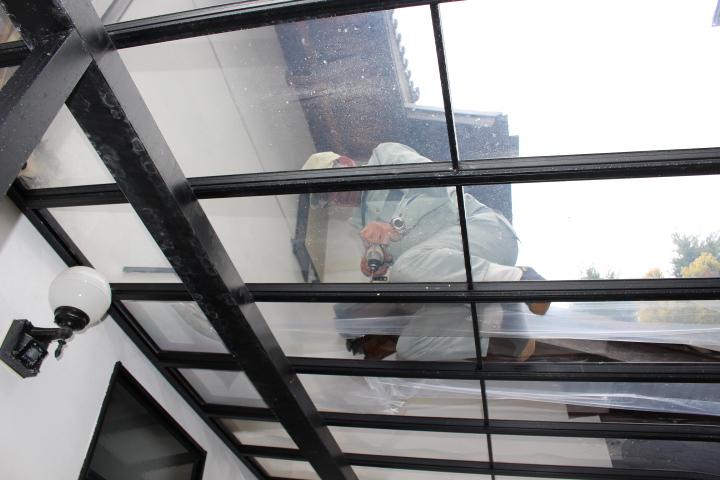 テラス屋根修理15