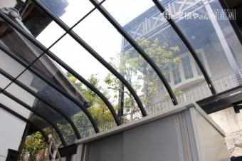 テラス屋根修理18