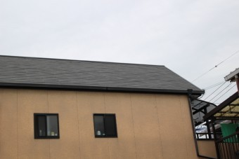 屋根外壁塗装下見3