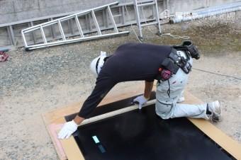 テラス屋根修理ポリカ