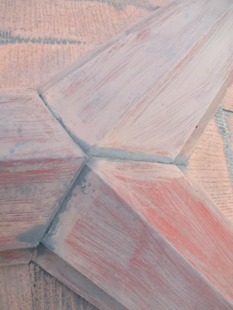 西宮市木造住宅カラーベスト板金