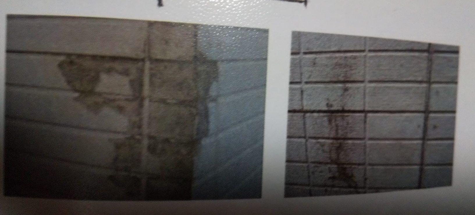 西宮市窯業系サイディングの劣化状況