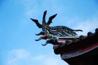 台湾 屋根 装飾