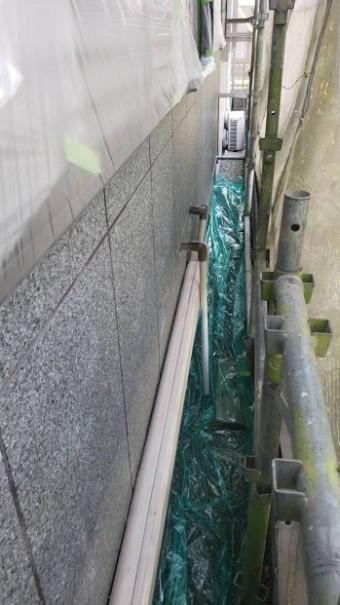 尼崎市外壁窯業系サイディング材