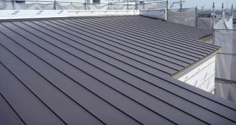 ガルバニウム屋根