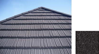 ストーンチップ屋根材