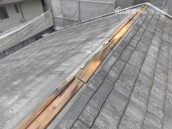 屋根カバー工事2