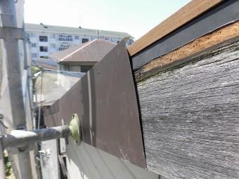 屋根カバー工事7