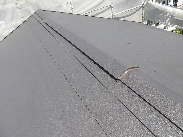 屋根カバー工事10