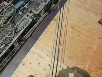 西宮市庇屋根修理6